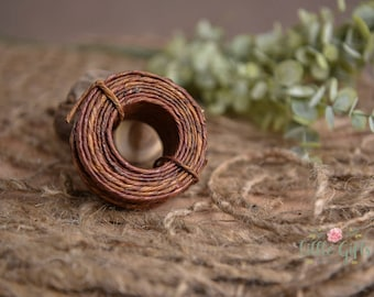 Rustic Grape Vine Wire, DIY, Floral wreath, Foral Art, Flower crowns, Floristry, Headbands, wire twine, 15 meters, 16.5 yard, 49 feet