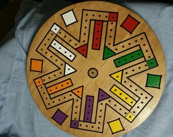 Aggravation Game Board