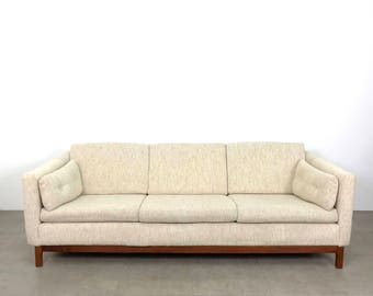 Folke Ohlsson DUX Pasadena Teak Sofa 1960's