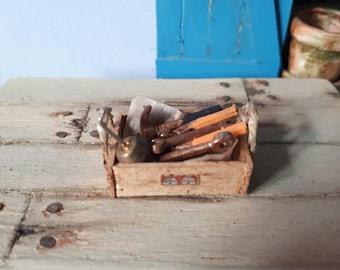 Doll House Tool Box