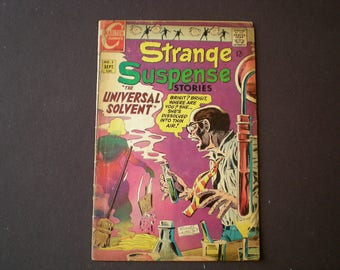 Strange Suspense Stories 3 (1968), Charlton Comics S2