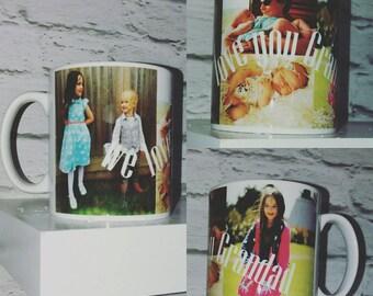 Custom mug personalised