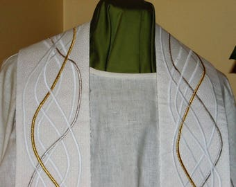 Strands of Celebration Clergy Stole Made to Order