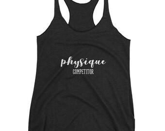 Women's Physique Tank