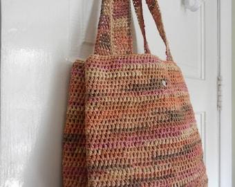 Cute Helen Kaminski Raffia Bag Made in Australia!
