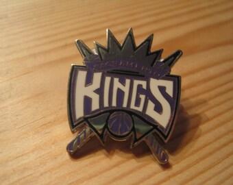 Vintage Sacramento Kings 1994 NBA Lapel/ Hat Pin