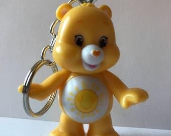 Carebears Keychain - Funshine Bear
