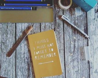 Papercut Moleskine Notebook