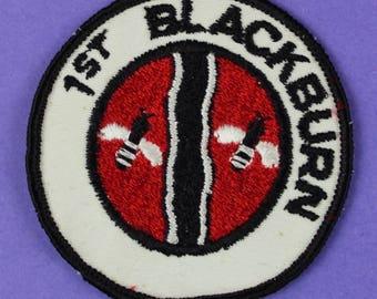 1st Blackburn Scouts Group Ottawa Vintage Boy Scout Patch