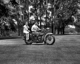 1929 - Washington DC Bikers