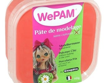 WE PAM - porcelain clay Red