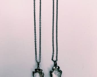 SALE! Gunmetal Layering Chain