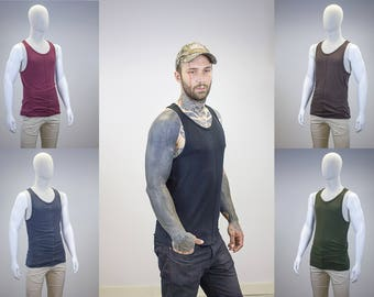 Straight Hem Layering Tank || Multiple Color Options ||