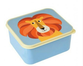 Lion Lunchbox