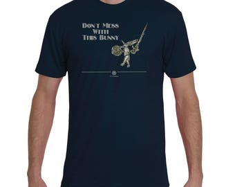 Don't Mess With The Bunny Medieval Shirt by The Arabesque