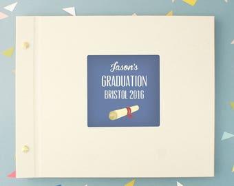 Personalised Graduation Photo Album