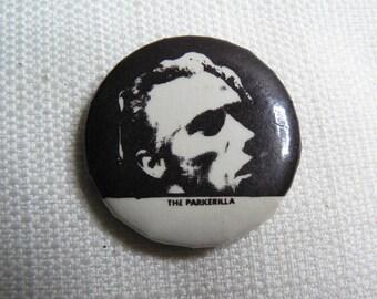 Vintage 70s - Graham Parker and the Rumour - The Parkerilla Album (1978) Pin / Button / Badge