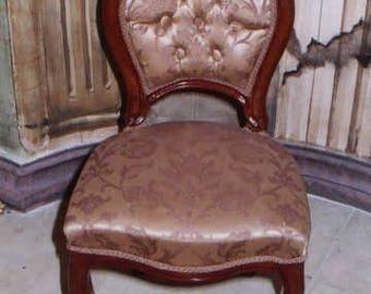 Baroque Chair Rococo antique style MoCh0929