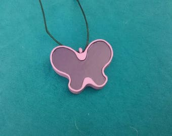 Star vs the Forces of Evil inspired Butterfly necklace pendant