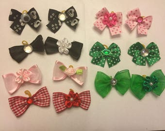 100 Dog Bows - Black collection for Shannon