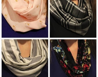 Infitity Scarves