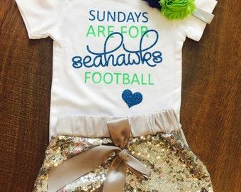 Sundays Are For Football | Any team | Custom | Seahawks
