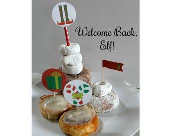Christmas Printables • North Pole Breakfast Kit • Welcome Back Elf • Christmas Coloring Page • Letter to Santa • Christmas 5x7 Prints