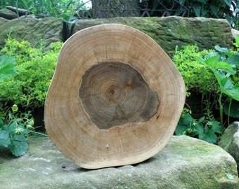 Hard Maple Slice Serving Board - Sushi Board - Cheese Board - Cutting Board - 100% natural