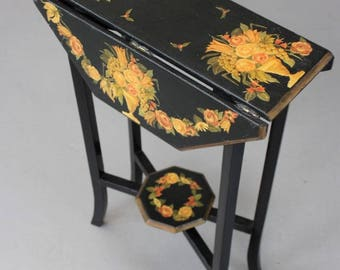 Small Edwardian Occasional Table