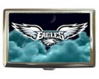 Philadelphia Eagles (1) -- Cigarette Case