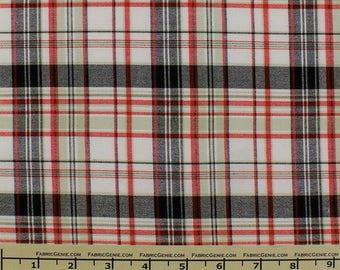 "Ogi;ivie Plaid Stretch Suiting Fabric""HVNX3P-S095362"""