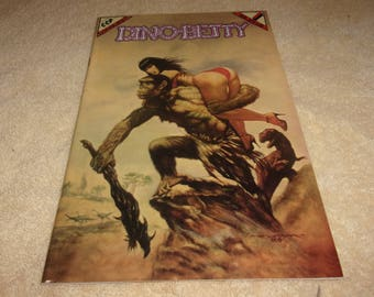 1993 Dino-Betty comic book #1