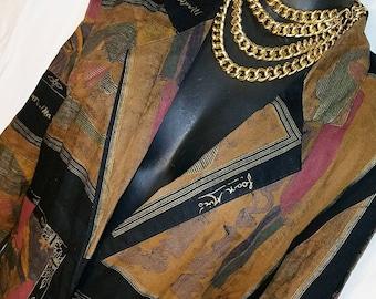 Vintage Art Blazer Size S