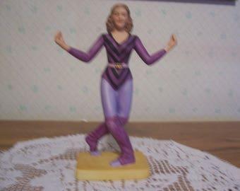 Exercising Woman Figurine, Enesco