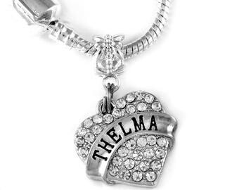 thelma necklace Thelma charm necklace Thelma Jewelry Thelma Charm necklace