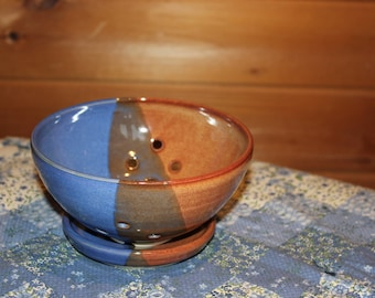 Pottery Berry Bowl