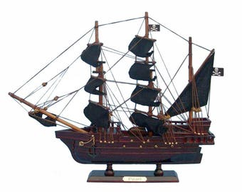 Decorative Model Ship for Nautical Decor