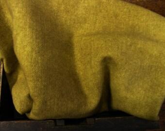 "Mustard by Rebekah L. Smith: ""Wool colors from Rebekah's own dye recipes"""
