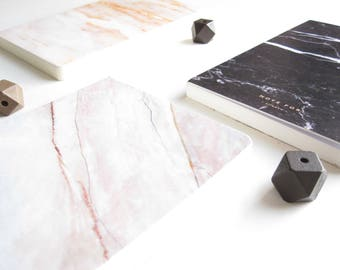 Marble Pattern Coptic Binding Blank Sketchbook 。 Marble Notebook 。 Daily Planner 。 Business Agenda 。 Blank Notebooks 。 Lined Paper Notebook
