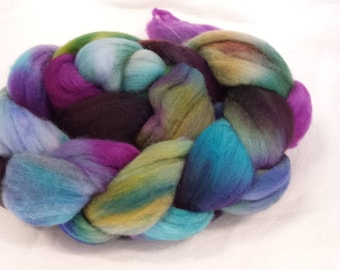 CC17/180 Handdyed Merino Wool Tops