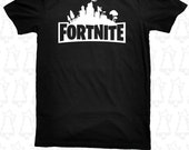 Fortnite City Scape T Shirt