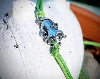 Octopus Aquatic Bracelet