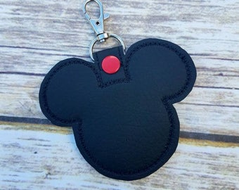 Mickey mouse inspired fidget spinner case, Mickey fidget spinner case, fidget spinner holder, Mickey gift idea, Mickey stocking stuffer