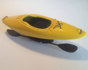 Scale model Kayak,  Mini Kayak, Toy Kayak