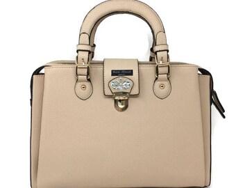 Cari Street handbags - Briefcase - Womens Briefcase - Brief Purse - Briefcase  With Strap - Briefcase for Women - Designer Bag