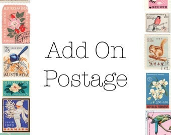 Postage Add On | Envely Cards