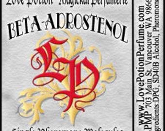 PHEROTINE! ~ Beta-Androstenol ~ Single Pheromone Molecule - Limted Ed UNscented Pheromone Trials by Love Potion Magickal Perfumerie