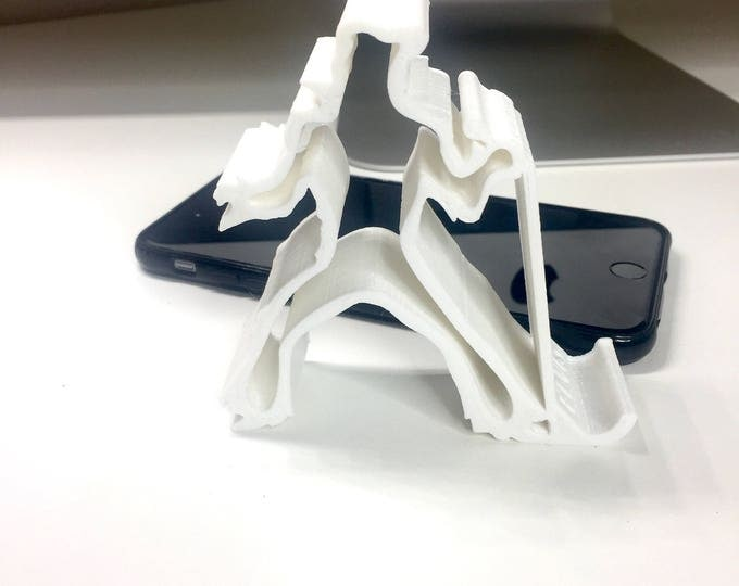 Elvis Desktop Smartphone Stand | Cell Phone Holder | 3D Printed