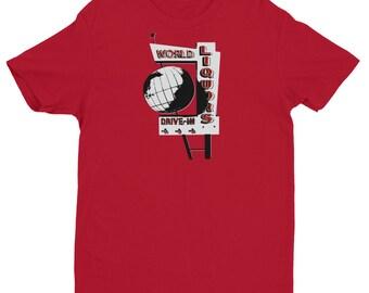 World Liquors Short Sleeve T-shirt