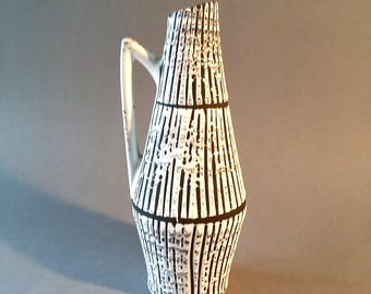 West German Fat Lava Vase....SCHEURICH 271...22cm..Heinz Siery 1959...Perfect